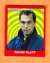 Arsenal David Platt England